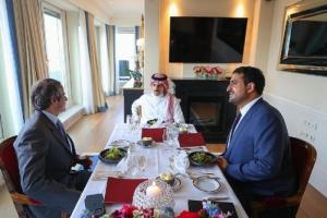 السعودية والوكالة الدولية للطاقة الذرية تبحثان وقف الانتهاكات الإيرانية