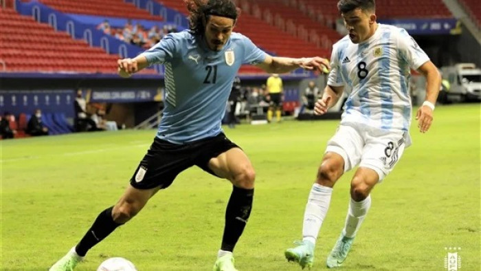 تشكيل مباراة أوروجواي وتشيلي في كوبا أمريكا