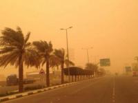 توقعات برياح مثيرة للأتربة بالسعودية اليوم الثلاثاء