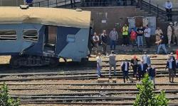 3 وفيات و40 إصابة في حادث قطار الأسكندرية بمصر