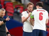 تشكيل إنجلترا أمام التشيك في يورو 2020