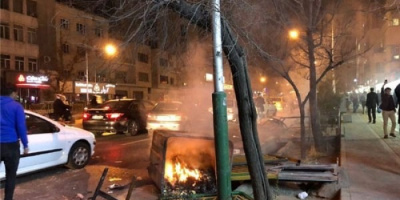 سماع دوي إطلاق نار كثيف جنوبي طهران