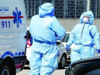 الأردن: 12 وفاة و504 إصابات جديدة بكورونا