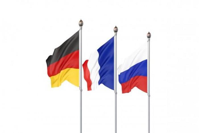 مقترح فرنسي ألماني لدعوة الرئيس الروسي إلى قمة أوروبية