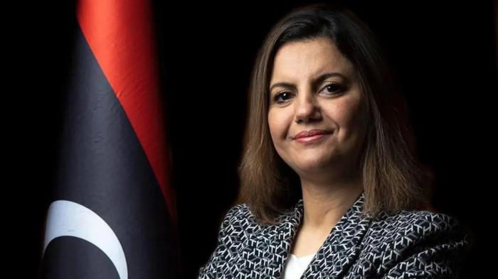 """المنقوش: طرحنا مبادرة """"استقرار ليبيا"""" أمام """"برلين2"""""""