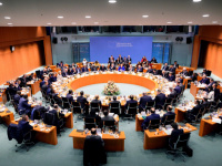 """أبرز ما ورد في ختام مؤتمر """"برلين 2"""" حول ليبيا"""