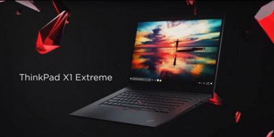 لينوفو تزيح الستار عن ThinkPad X1 Extreme