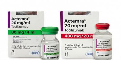 """أمريكا تُجيز الاستخدام الطارئ لعقار """"أكتيمرا"""" لعلاج كورونا"""