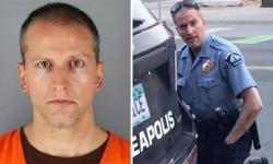 السجن 22 عامًا على الضابط المتهم بقتل جورج فلويد