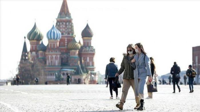 بالأرقام.. قفزة قياسية لوفيات وإصابات كورونا في روسيا
