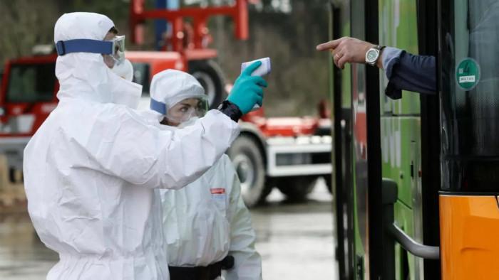 219 إصابة جديدة بكورونا و8 وفيات في ألمانيا