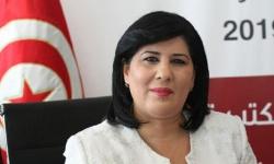 الاعتداء على عبير موسى داخل البرلمان التونسي (فيديو)