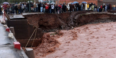 وفقدان آخرين.. فيضانات بغانا تقتل 7 أشخاص