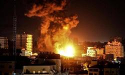 إسرائيل تشن غارات جديدة على غزة
