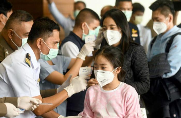 تايلاند: 44 وفاة و5916 إصابة جديدة بكورونا