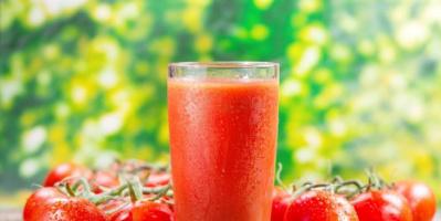 فوائد صحية مهمة لعصير الطماطم