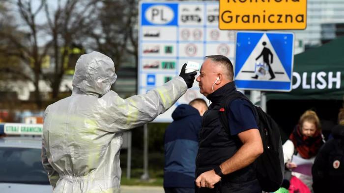 ألمانيا: 31 وفاة و970 إصابة جديدة بكورونا