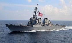 سفينة عسكرية أمريكية تتوجه إلى البحر الأسود