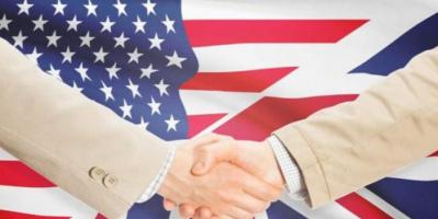 أمريكا وبريطانيا تتفقان على تعزيز الروابط بينهما