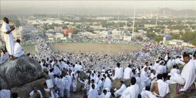 السعودية: موسم الحج الحالي يشهد طقسًا شديد الحرارة