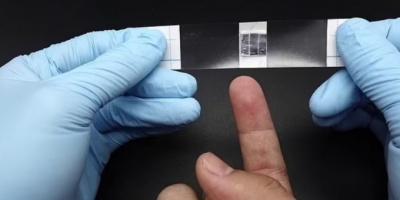 شريحة جديدة تولّد الكهرباء بعرق الأصابع أثناء النوم