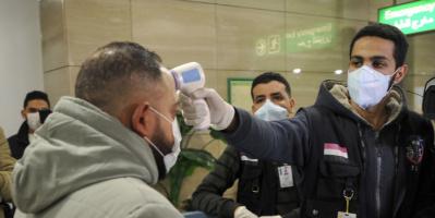 انحسار كورونا في مصر.. إصابات أقل من الـ100