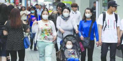 وفاتان و1600 إصابة.. كورونا في كوريا الجنوبية