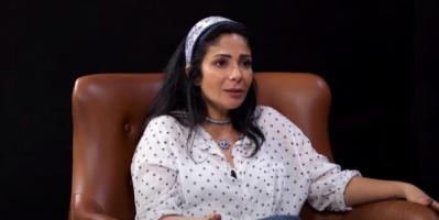 """منى زكي """"تريند"""" بعد حديثها عن أحمد حلمي"""