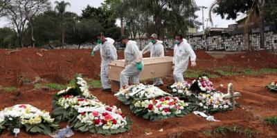 البرازيل.. 52789 إصابة و1548 وفاة بكورونا