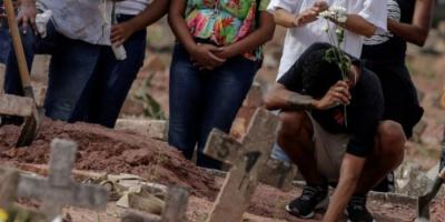 ارتفاع أعداد إصابات ووفيات كورونا بالبرازيل