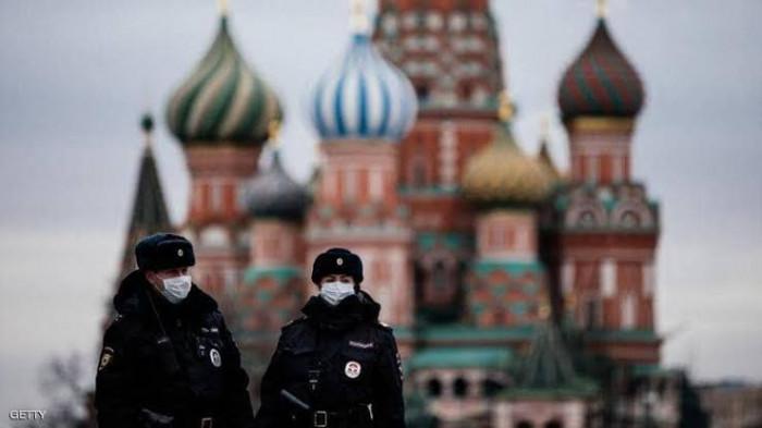 روسيا: 787 وفاة و25116 إصابة جديدة بكورونا