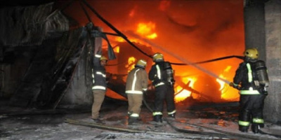 مصرع 3 مهاجرين نيجيريين في حريق بفرنسا