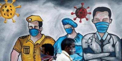 518 وفاة جديدة بكورونا و41157 إصابة في الهند