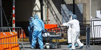 ألمانيا: 3 وفيات و1292 إصابة جديدة بكورونا