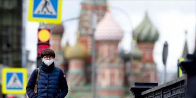 إصابات كورونا الجديدة بروسيا تتخطى 25 ألف حالة