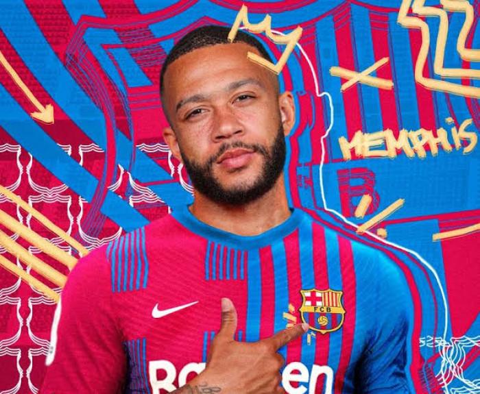 ديباي: كومان اقنعني بالانضمام لبرشلونة