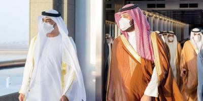 سياسي: لقاء بن زايد بـ بن سلمان مؤلم للإخوان والجزيرة