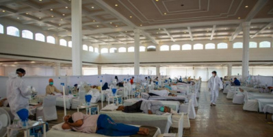 الهند: وفيات كورونا الجديدة تقترب من 4 آلاف حالة
