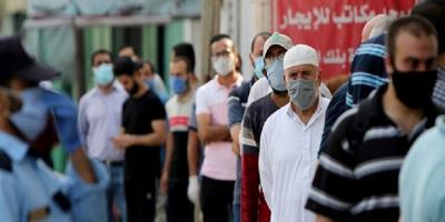 115 إصابة جديدة بكورونا في فلسطين