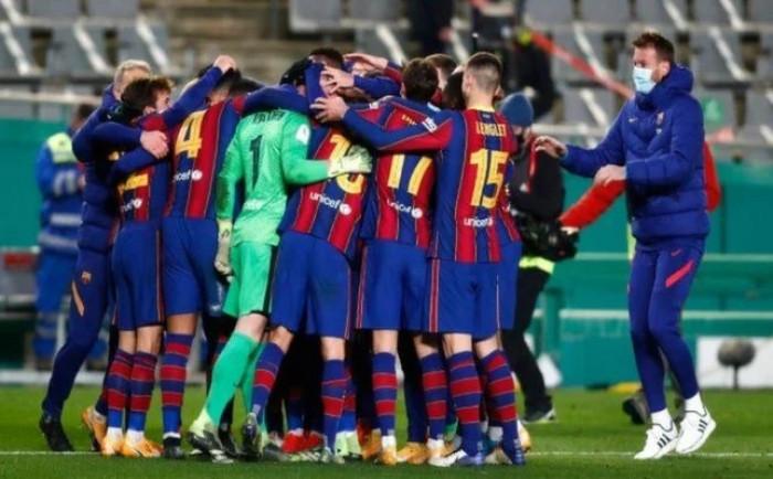 برشلونة يفوز على خيمناستيك وديًا