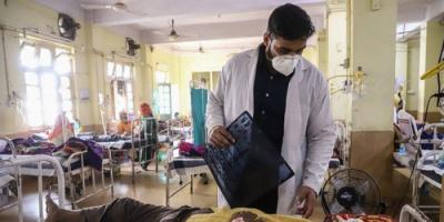 الهند تسجل أكثر من 45 ألف إصابة بالفطر الأسود