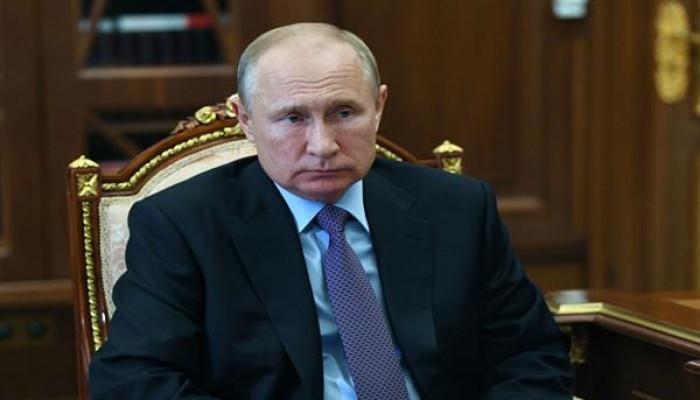 بوتين يعزي نظيره الصيني في ضحايا الفيضانات