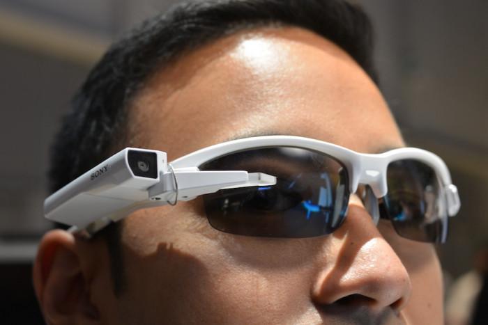 مخطط لإطلاق النظارات الذكية Nxtwear G
