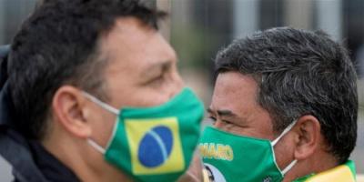 البرازيل: 49757 إصابة جديدة و1412 وفاة بكورونا