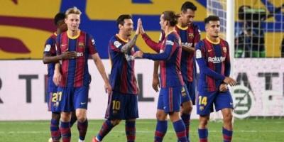 برشلونة يواجه يوفنتوس في كأس خوان جامبر