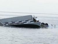 غرق مركب على متنه 45 مهاجرًا قبالة تركيا