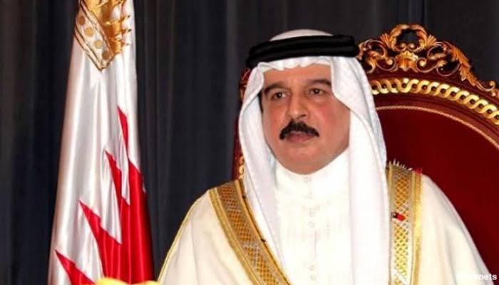 ملك البحرين ينعي وفاة عدنان أيوب