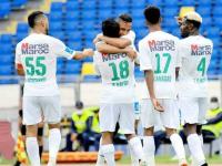 الرجاء يحسم مقعد دوري أبطال إفريقيا