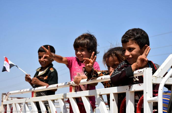 بملايين الدولارات.. أمريكا تساعد الشعب العراقي