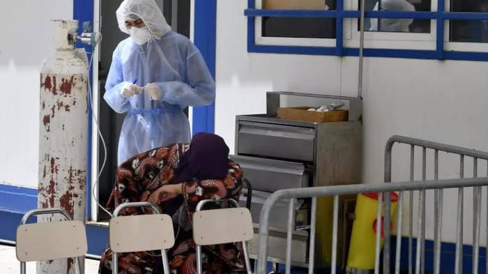 تونس:261 حالة وفاة و5624 إصابة جديدة بكورونا